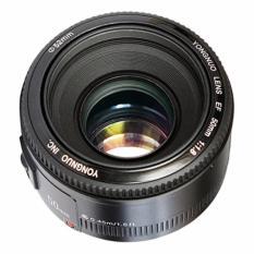 Jual Yongnuo Yn 50Mm F 1 8 Lens For Canon Ef Hitam Online Di Dki Jakarta