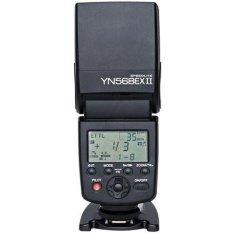 Yongnuo YN-568EX II 4 Channel TTL Flash Speedlite untuk Canon E-TTL/E-TTL II kamera