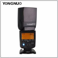 Yongnuo YN-568EX III 4 Channel TTL Flash Speedlite For Canon E-TTL/E-TTL II Kamera (YN568EX II Update)