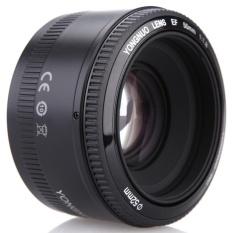 YONGNUO YN EF 50mm F/1.8 AF Lensa 1:1. 8 Standard Prime Lens ApertureAuto Fokus untuk Canon EOS DSLR Kamera-Intl