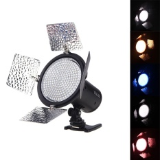 YONGNUO YN216 LED Video Light Camera Shoot with 4 Color Plates for Canon Nikon DSLR Camera - intl