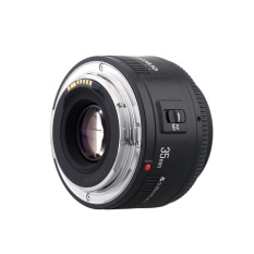 Yongnuo Yn35Mm F2 Lensa 1 2 Af Mf Wide Angle Fixed Prime Autofocus Lensa Untuk Canon Ef Mount Eos Kamera Intl Terbaru