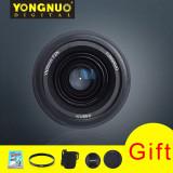 Penawaran Istimewa Yongnuo Yn35Mm F2 Sudut Lebar Lensa Fokus Otomatis Ef Untuk Nikon Kamera Terbaru