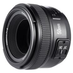 YONGNUO YN50mm F1.8 Large Aperture AF Auto Focus FX DX Full Frame Lens for Nikon - intl