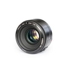 Yongnuo Pemasangan Lensa YN50mm F1.8 Auto Fokus untuk Canon Canon EF EOS