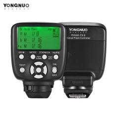 Yongnuo YN560-TX II Manual Pemicu Flash Pengendali Jarak Jauh LCD Alat Transmisi untuk Canon DSLR Kamera untuk YN560III/YN560IV/YN660/YN968N/YN860Li speedlite RF-602/RF603/RF603 II/RF605 Receiver-Intl