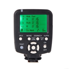 Yongnuo YN560-TX Wireless Flash Controller and Commander for YN-560III YN-560TX YN560TX Speedlite Canon DSLR Cameras - intl
