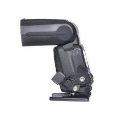 Yongnuo YN600EX-RT Speedlite Flash Nirkabel TTL Master untuk Canon dengan Diffuser (Hitam)