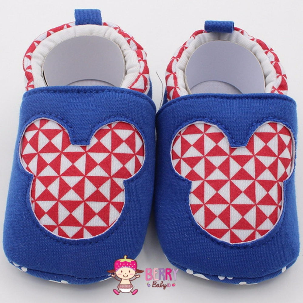 Beli Yooberry Sepatu Prewalker Bayi Karakter Lucu Nyicil
