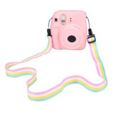 Yooc Adjustable Camera Neck Shoulder Strap Belt untuk Kamera Digital/Fujifilm Kamera Instax Mini 8/Mini 8 + /Mini 7 S/Mini 25/Mini 26/Mini 50 S/Mini 90, Sky Blue-Intl