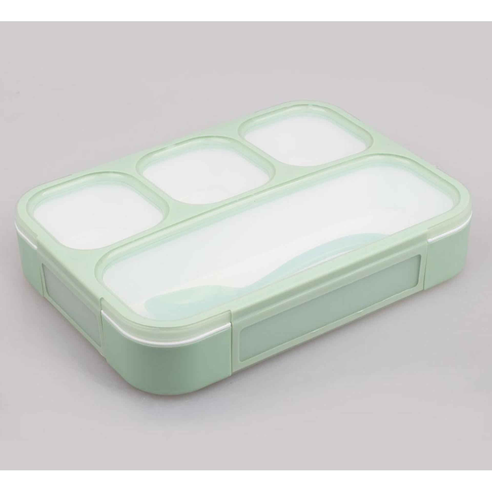Jual Kotak Makan Sekat Murah Garansi Dan Berkualitas Id Store Yooyee Leakproof Lunch Box 578 Anti Bocor Tosca Grid Bento 3 Bocoridr48500 Rp 48500