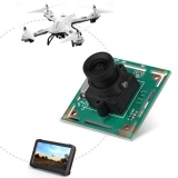 Spek Yosoo Mini Fpv Pcb Board Camera 5 8G 1 2G 2 4G 700Tvl Ntsc Pal Intl Oem