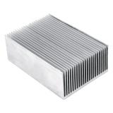 Toko Justgogo Pendingin Heatsink Aluminium Untuk Led Amplifier Transistor Ic Modul 100 69 36Mm Lengkap