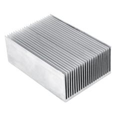 Kualitas Justgogo Pendingin Heatsink Aluminium Untuk Led Amplifier Transistor Ic Modul 100 69 36Mm Oem