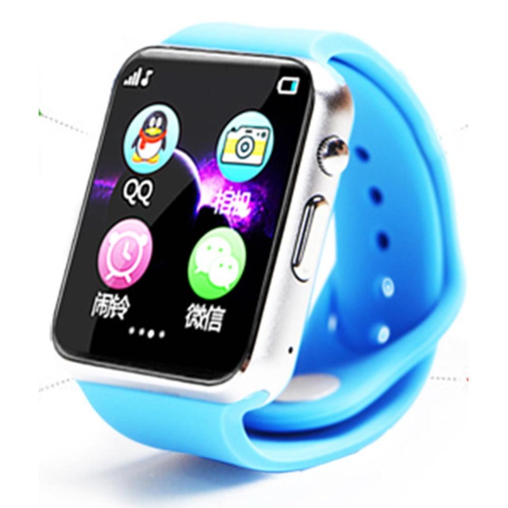 ... SIM Kartu Anti Hilang SOS Call Children Bluetooth Aktivitas Finder Kebugaran Tracker Jam Tangan Gelang Keselamatan Monitor APP Kontrol Orang Tua For IOS ...