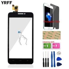 YRFF 5.0 ''Untuk Huawei Ascend G630 G630-U10 Mobile Layar Sentuh Touch Glass Digitizer Panel Sensor Lens Sensor FLEX Cable Alat Gratis Protector Film Perekat-Intl