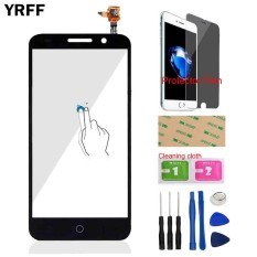 YRFF 5.0 Inch untuk Alcatel One Touch Pixi 3 5.0 OT5015 5015 5015D 5015A 5015X Depan Touch Screen Digitizer Touch Panel Pelindung Kaca Film Perekat-Intl