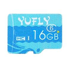 YUFLY TF Kartu Memori Micro SD Kelas 6 Perangkat Penyimpanan-Intl