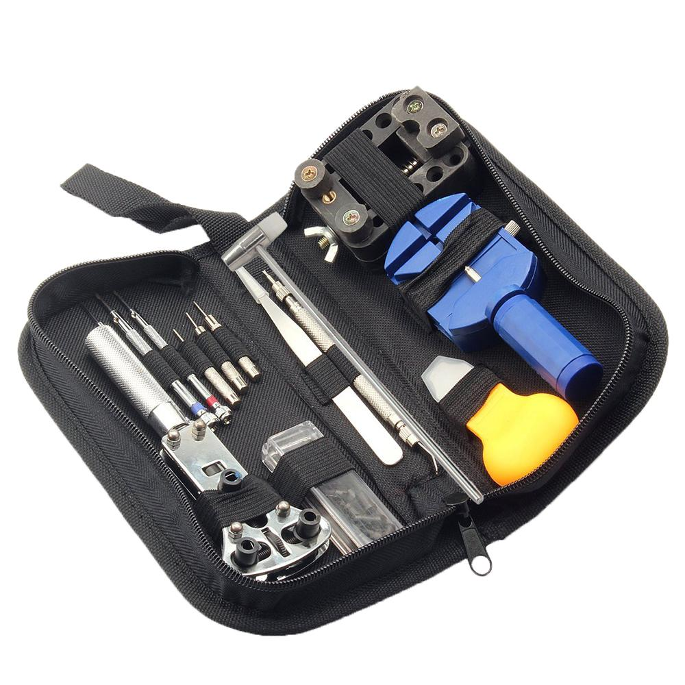 Review Terbaik Yugos Watch Adjust Repair Fix Tool Kit Set Watchmaker Watch Tool Kit Set