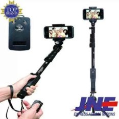 Yunteng Tongsis Bluetooth YT-1288 + Mini Tripod Yunteng (High Quality)