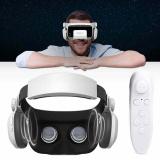Review Toko Z5 Cardboard White Vr Kotak Virtual Reality Kacamata Headset Untuk Smart Phone Intl