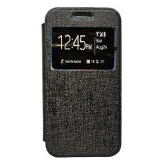 Zagbox Flip Cover Oppo R9S Plus - Hitam(Black)