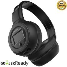 Zealot B570 Wireless Bluetooth Headphone Dengan FM TF - Black