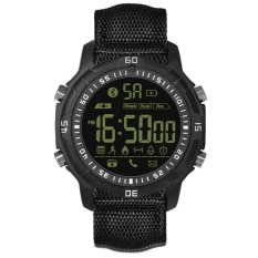 Promo Zeblaze Vibe 2 5Atm Waterproof Sleep Monitor 540 Days Stand By Sports Smart Watch For Ios Android Black Intl