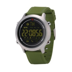 Harga Zeblaze Vibe Ip67 Waterproof Bluetooth Smart Sport Watch Support Steps Counting Calory Calls Remind Information Reminder Remote Capture Stopwatch Alarm Army Green Intl Merk Oem