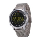 Ulasan Zeblaze Vibe Ip67 Tahan Air Bluetooth Smart Sport Watch Mendukung Langkah Menghitung Calory Panggilan Mengingatkan Informasi Pengingat Remote Capture Stopwatch Alarm Silver Intl
