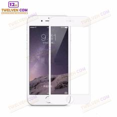 zenBlade 3D Full Cover Tempered Glass iPhone 6/6s - White