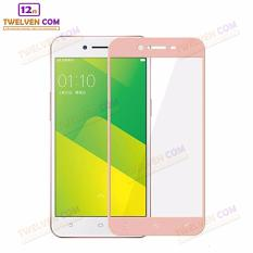 ZenBlade 3D Full Cover Tempered Glass Vivo Y55 - Rose Gold
