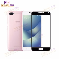 zenBlade 3D Full Cover Tempered Glass ZC554KL Asus Zenfone 4 Max Pro - Black