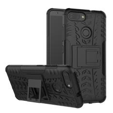 Jual Zenfone Max Plus Zb570Tl M1 Kasus Ruilean Heavy Duty Armor Tough Hybrid Shockproof Dual Layer Kickstand Protective Case Cover For Asus Zenfone Max Plus Zb570Tl M1 5 7 As Shown