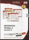 Spesifikasi Zenius Set Cd Sd Matematika Kelas 2 Semester 2 Baru