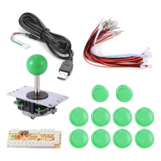 Zero Delay Arcade Game Controller USB Joystick for MAME Raspberry Pi 1/2/3 - intl