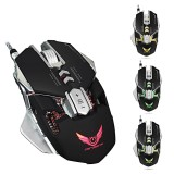 Iklan Zerodate X300 Optik Profesional Programmable Wired Gaming Mouse Internasional
