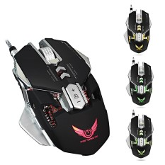 Beli Zerodate X300 Optik Profesional Programmable Wired Gaming Mouse Internasional Online Murah