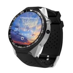 ZGPAX S99C 3G Smartwatch Phone 1.39 inch Android 5.1 MTK6580 Quad Core 1GB RAM 16GB ROM Camera Pedometer Bluetooth - intl