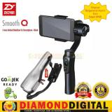 Review Zhiyun Smooth Q 3 Axis Smartphone Stabilizer Garansi Resmi