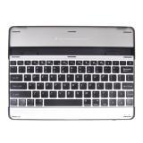 Toko Zhouda Ultrathin Mobile Bluetooth Wireless Keyboard Untuk Ipad 2 3 4 Hitam Perak Intl Terlengkap Tiongkok