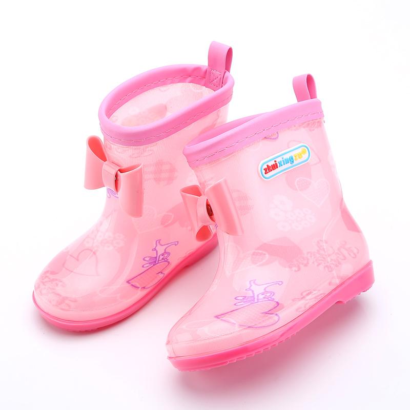 Zhuixingzu Sepatu Hujan Anak
