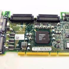 Harga Ziacom Adaptec 39160 Controller Dual Lvd Ultra160 Scsi Ziacom Baru
