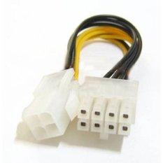 Ziacom Converter Power Supply 4pins to 8pins