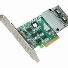 Ziacom LSI Internal SATA / SAS 9261-8i 6Gb/s PCI-Express 2.0 RAID Controller Card