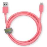 Jual Zikko Lightning Cable Sc500 Pink Ori