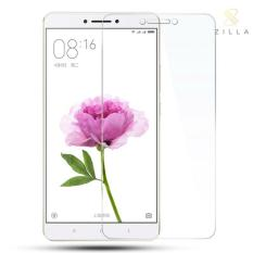 Zilla 2.5D Tempered Glass Curved Edge 0.26mm for Xiaomi Mi Max (Asahi Japan