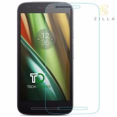 Spesifikasi Zilla 2 5D Tempered Glass Curved Edge 9H 26Mm For Motorola Moto E3 Power Baru