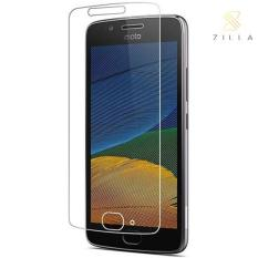 Promo Toko Zilla 2 5D Tempered Glass Curved Edge 9H 26Mm For Motorola Moto G5