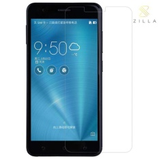 Jual Beli Zilla 2 5D Tempered Glass Curved Edge 9H 26Mm For Zenfone 3 Zoom Ze553Kl Transparent